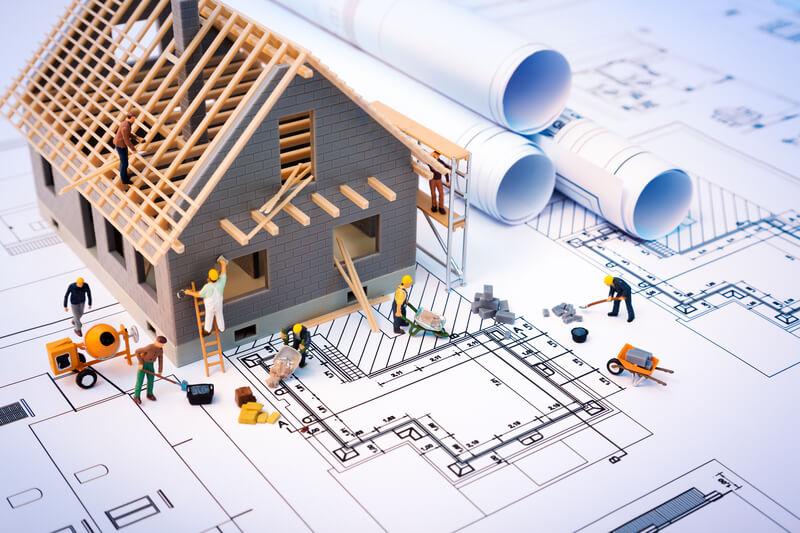 bouwtekeningen
